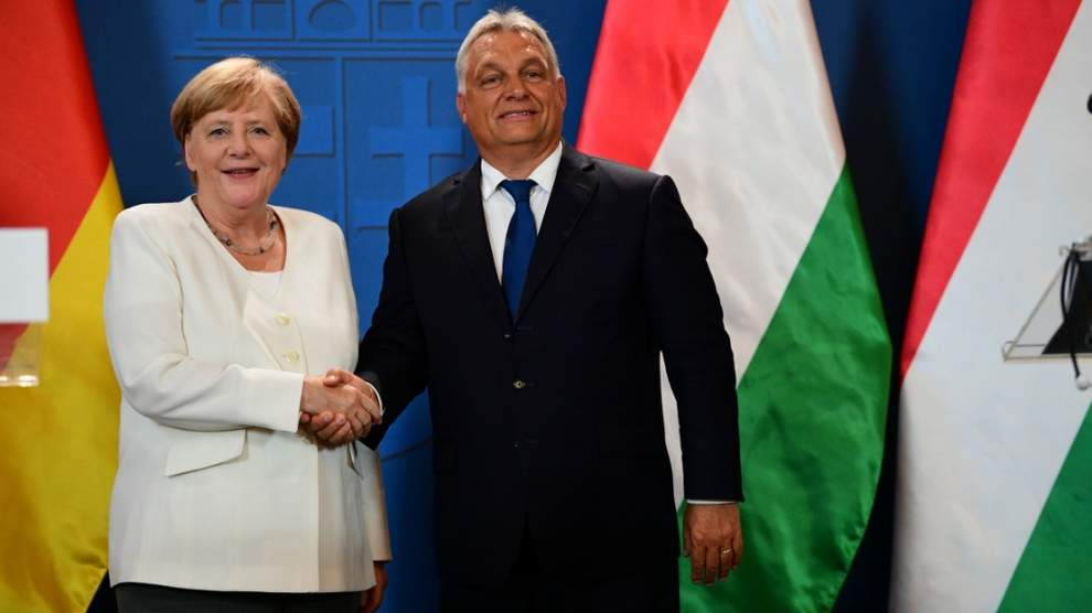 Ungaria a decis să voteze bugetul UE după ce Germania i-a promis Ardealul