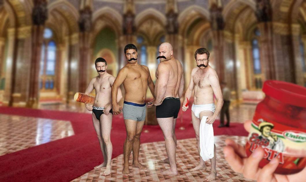 Parlamentarii maghiari au serbat cu o orgie gay noua lege anti-gay