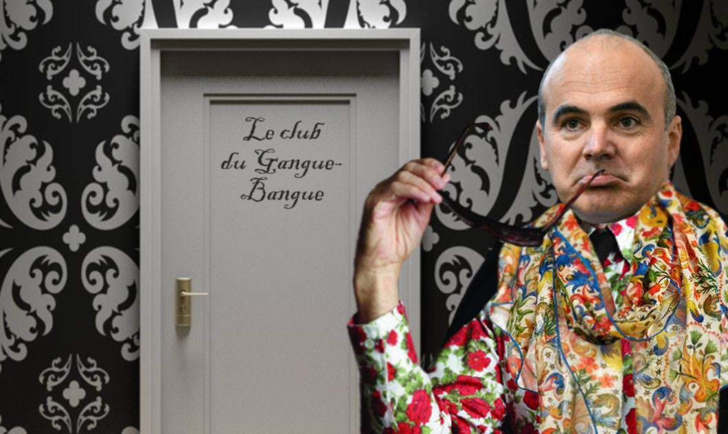Rareş Bogdan, alungat de la orgia gay din Bruxelles! Era îmbrăcat prea strident