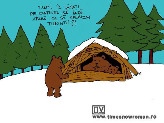 Distracția urșilor