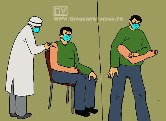 Și pro și contra vaccin