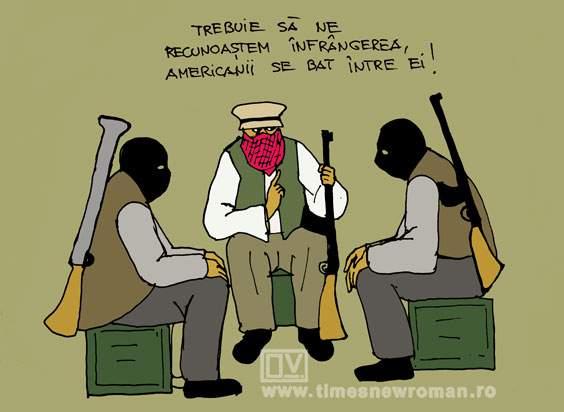 Teroriști înfrânți