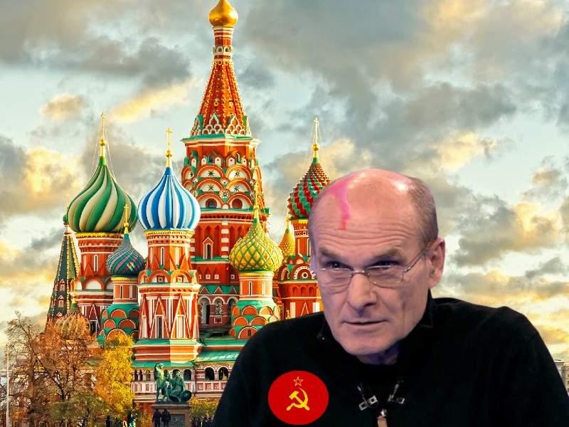 Secretul lui CTP. Are un frate rusofil, CCCTP, care ține cu Putin