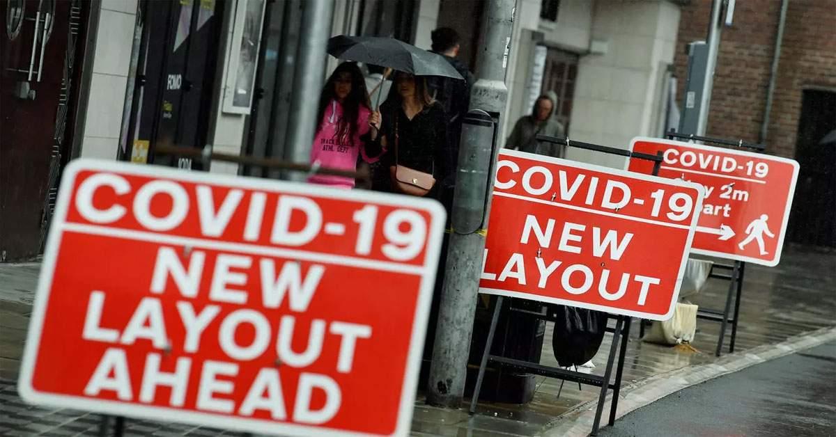 10 indicii că ai luat tulpina britanică de COVID