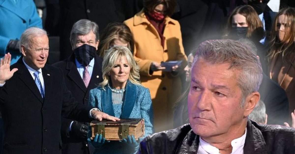 Dan Bittman, furios că nu l-a chemat nici Biden să cânte la inaugurare