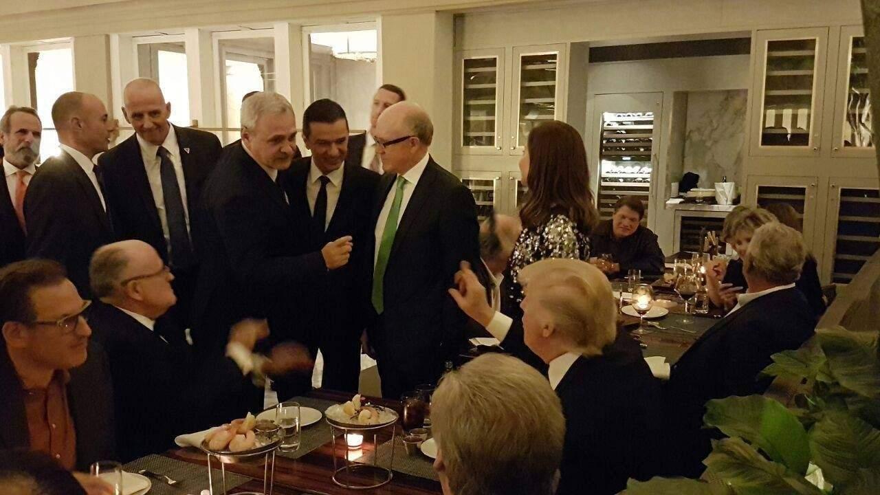 Nu l-a uitat. Donald Trump a semnat pentru grațierea lui Liviu Dragnea