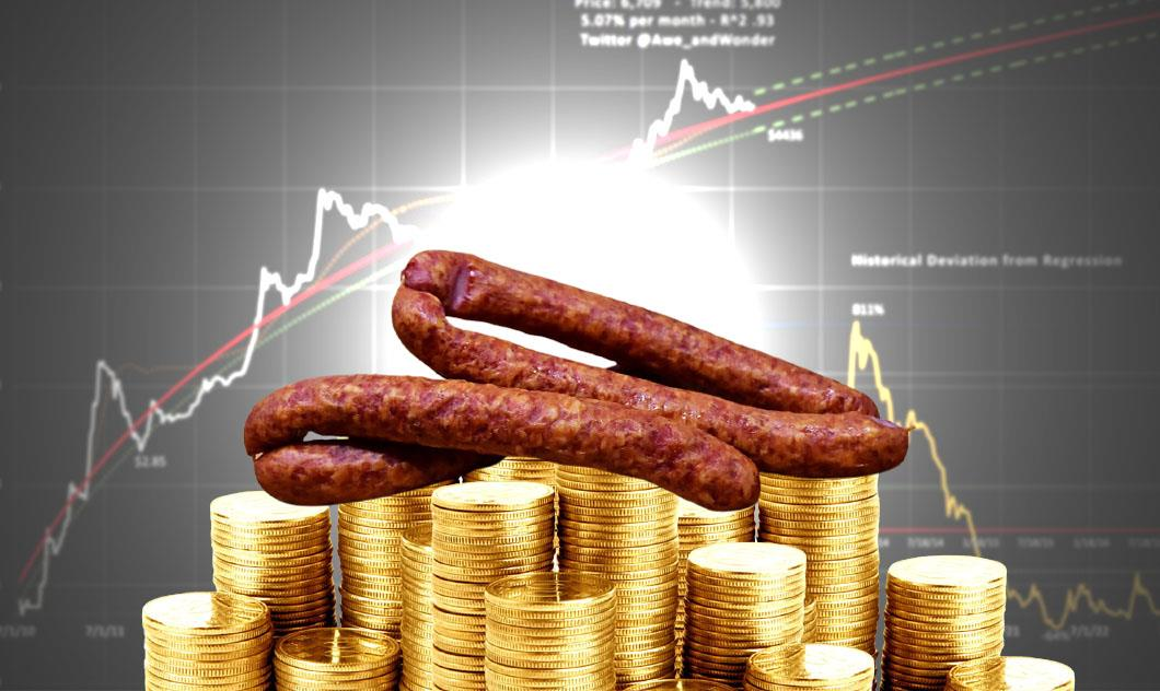 Concurență pentru Bitcoin. Românii lansează cârnatul virtual Pleșcoin