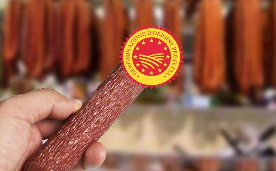 """Produsul tradiţional """"Salam Bărbos"""", înregistrat la UE de un cetăţean din Mizil"""