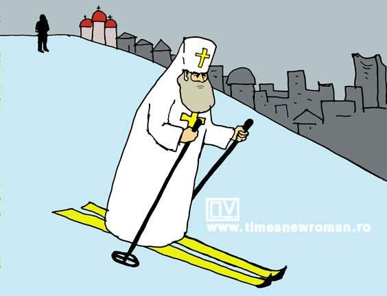 Patriarhul s-a lăsat convins de Iohannis