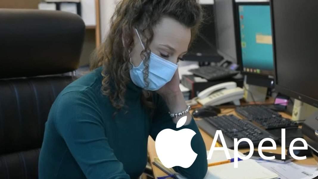 Chelnerița de la Apele Române era convinsă că s-a angajat la Apple România