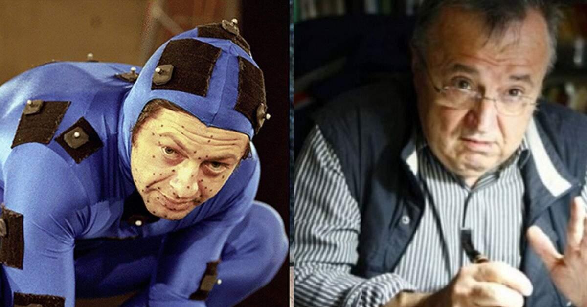Andy Serkis îl va juca pe Ion Cristoiu în noul film despre viața maestrului
