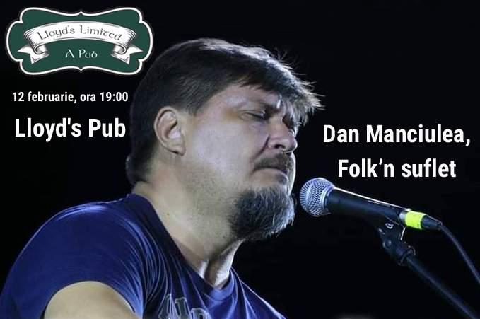 Dan Manciulea – Folk'n suflet