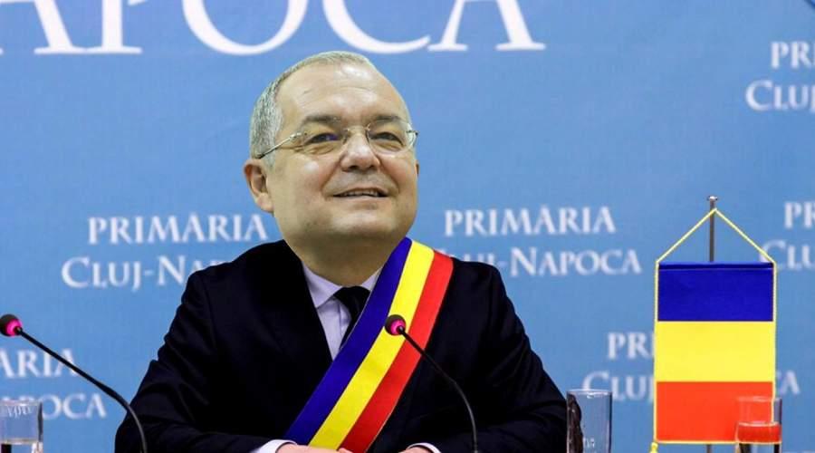 O nouă anchetă Recorder: un fost chelner al lui Băsescu a ajuns primar la Cluj