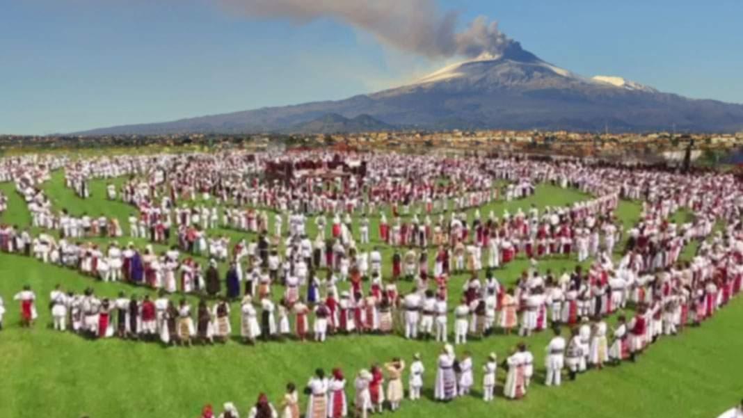 Horă fără precedent în Sicilia, după erupţia vulcanului Etno