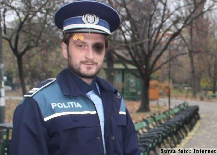 Bebe Cămătaru l-a bătut pe polițistul care a încercat să-i schimbe scutecul