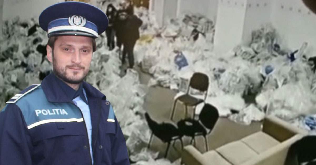 """Poliția a terminat de numărat voturile de la Sectorul 1: """"Sunt peste 10!"""""""
