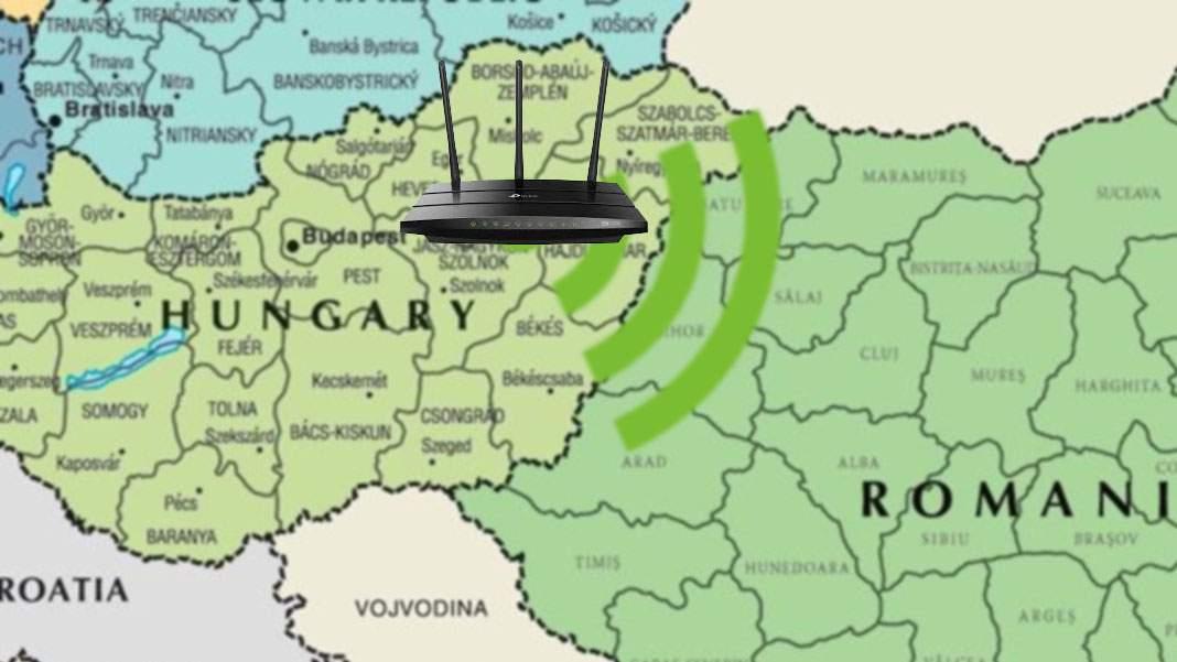 România, rămasă fără internet aseară după ce Ungaria a schimbat parola la wifi