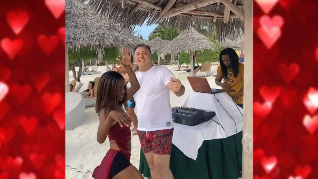 Ce romantic! Pe 14 februarie, în Zanzibar e sărbătorit Sf. Valentin Vijelie