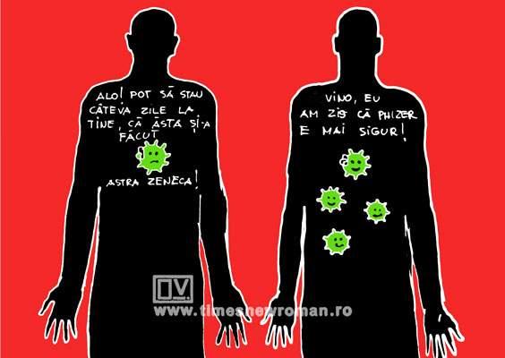 Probleme cu vaccinul