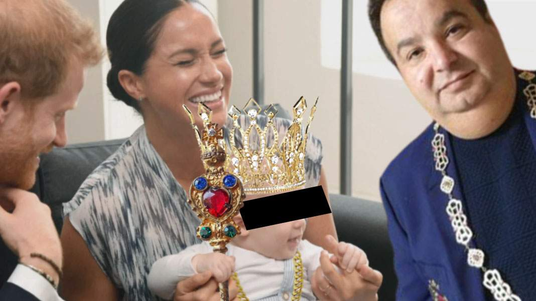 Casa Regală Cioabă i-a acordat lui Archie titlul de Prinț pă Anglea