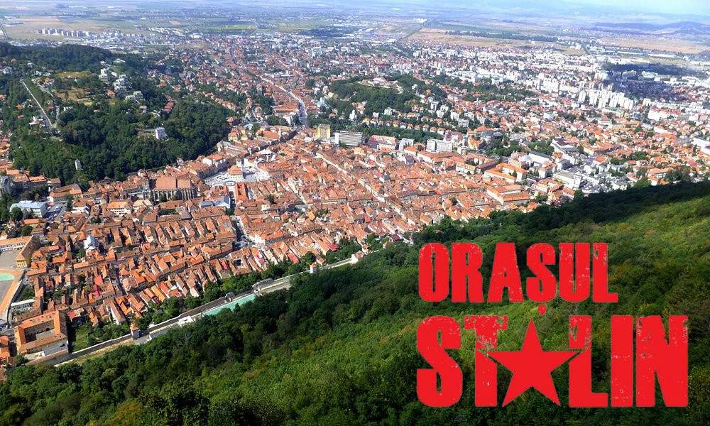 Brașovul intră în scenariul roșu și se va numi din nou Orașul Stalin