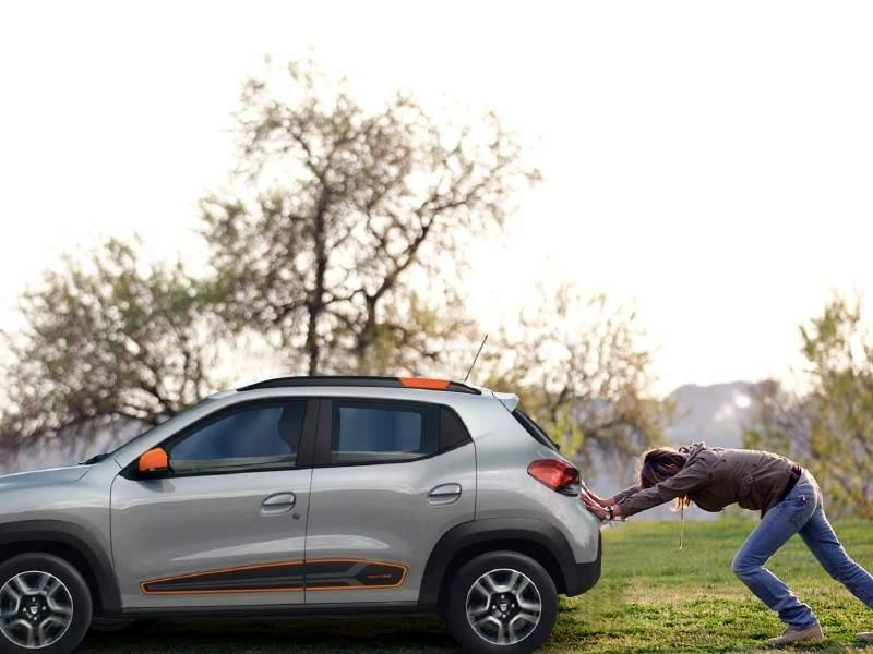 Dacia anunţă o maşină şi mai ecologică decât Spring, Dacia Împing