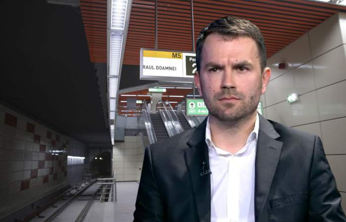 """Drulă a găsit nereguli grave la Metrorex: """"S-a făcut metrou în Drumul Taberei"""""""