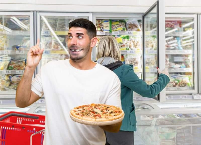 Pericolul ascuns din pizza congelată: dacă muști din ea îți rupi dinții!