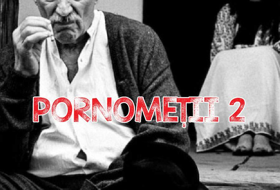 Radu Jude lucrează la un nou film, Pornomeții 2: Babardeală în Poiana lui Iocan