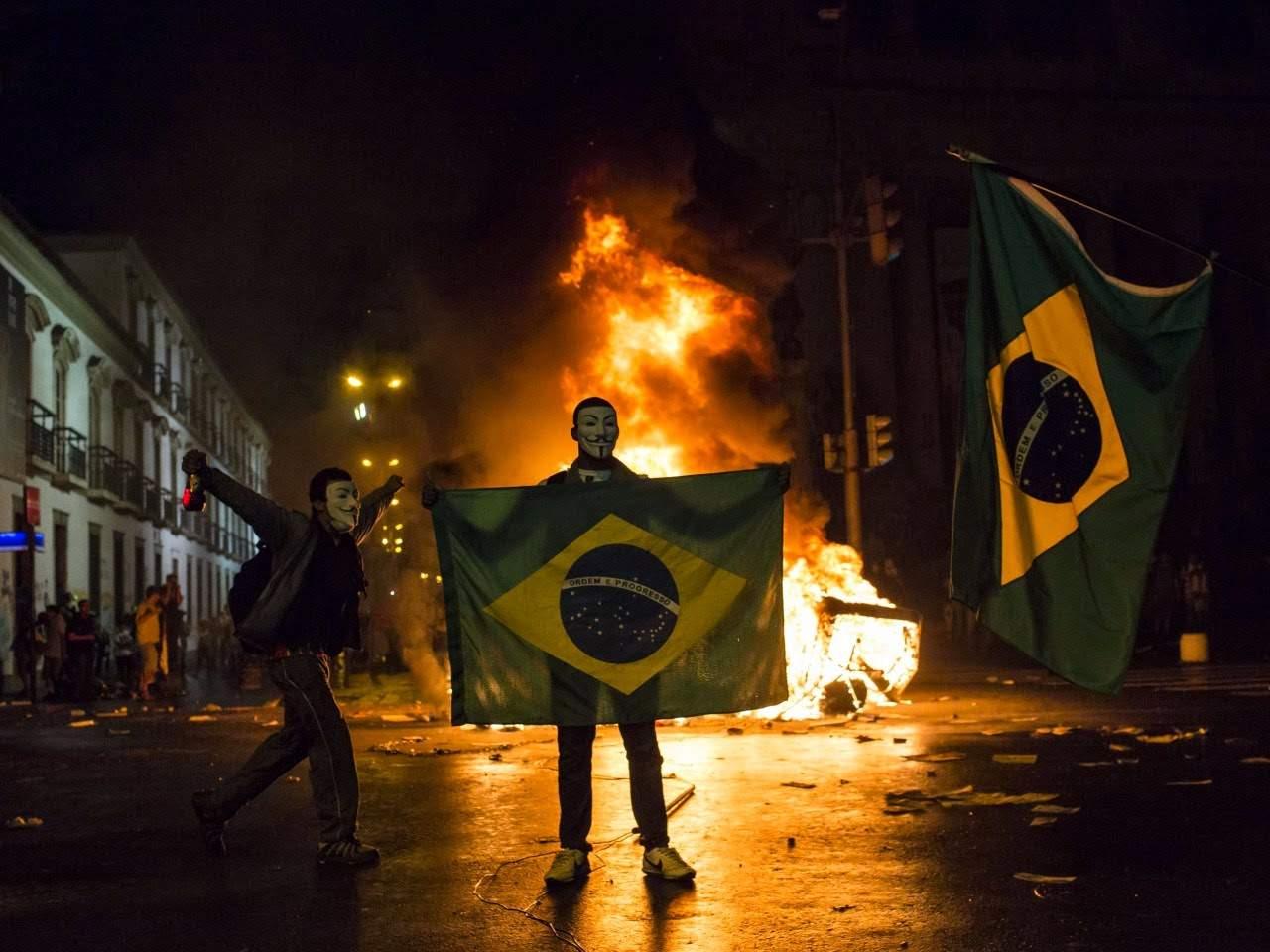 Proteste în Brazilia după ce stadionul Maracana a fost redenumit Mihăiță Pleșan