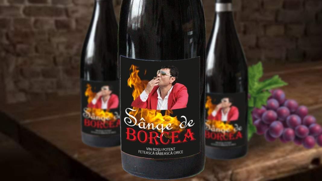 Prima ediție a vinului Sânge de Borcea s-a vândut în câteva minute