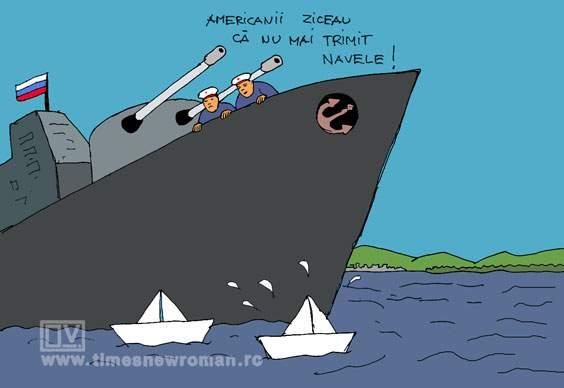 Îngrijorare în Marea Neagră