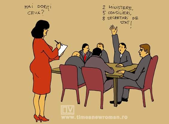 La masa negocierilor
