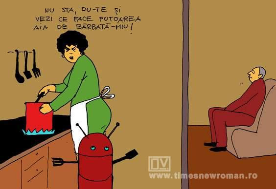 Robotul de bucătărie