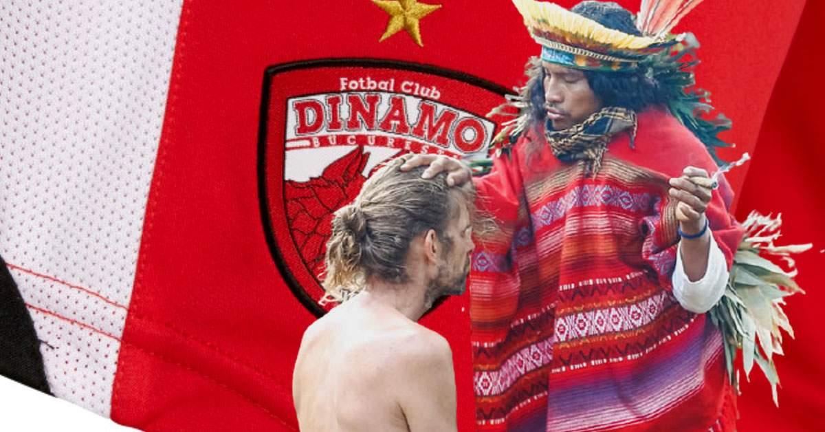 Haosul continuă la Dinamo: clubul este antrenat acum prin telepatie de un vraci din Costa Rica
