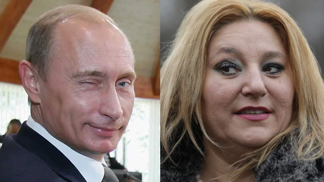 Putin, desemnat de ruşi cel mai sexy bărbat şi Şoşoacă cea mai sexy femeie