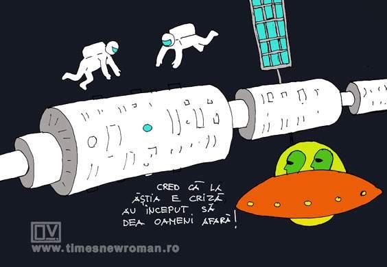 Probleme în cosmos