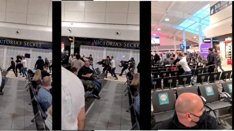 Așa-zisa bătaie din aeroportul Luton era de fapt lupta pentru șefia PNL