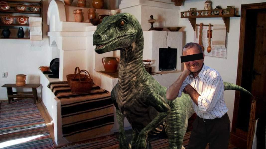 Stăpânii de dinozauri, sfătuiți să-i bage în casă, că diseară e ploaie de meteoriți