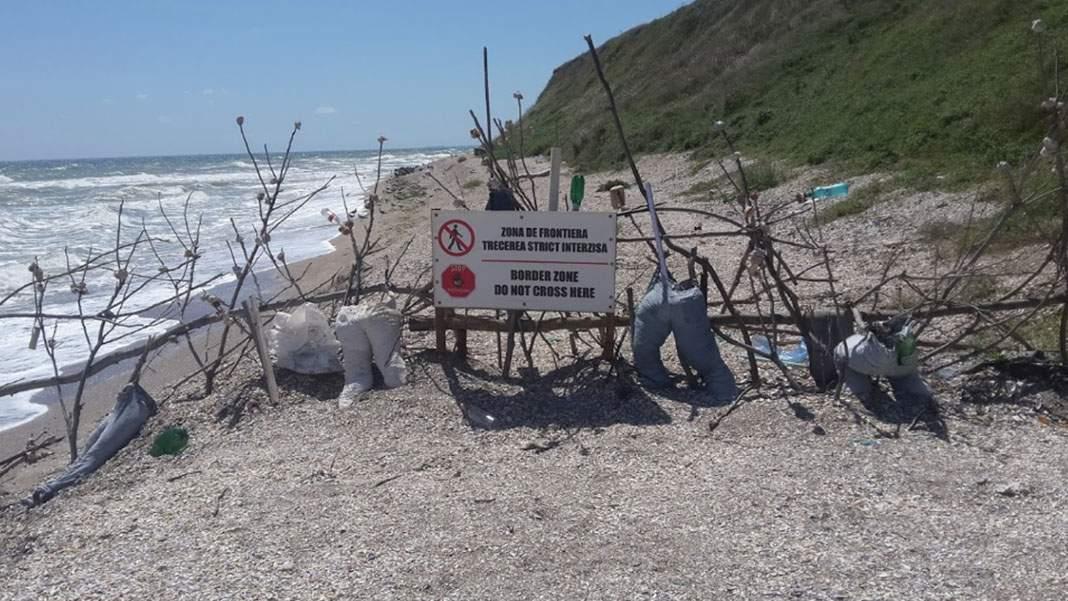 România și Bulgaria s-au unit după ce a luat apa gardul de coceni din Vama Veche