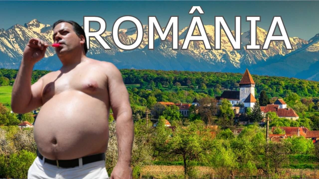 Un român e atât de nesimțit că are un al șaselea nesimț!