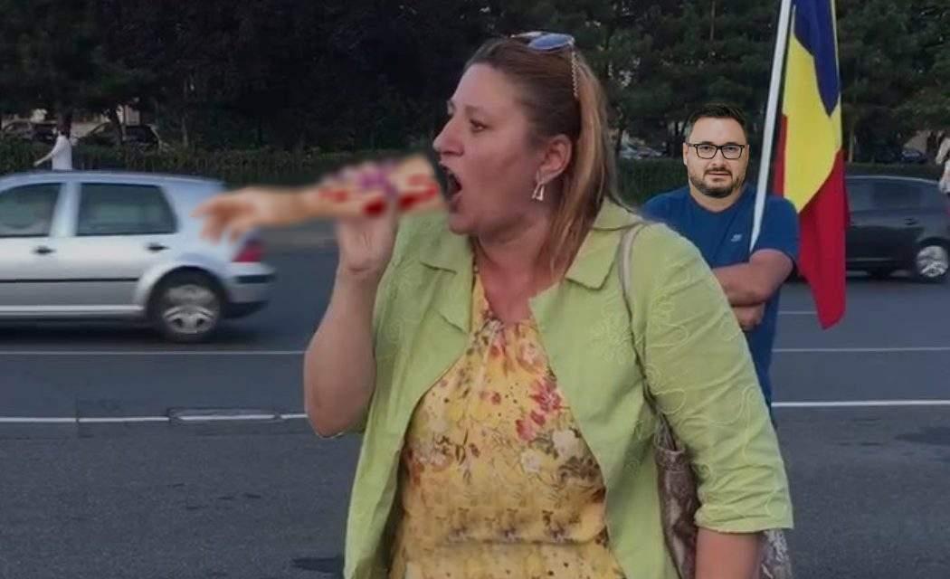 Mediașul e sub teroare! Diana Șoșoacă a mâncat 7 canibali din oraș