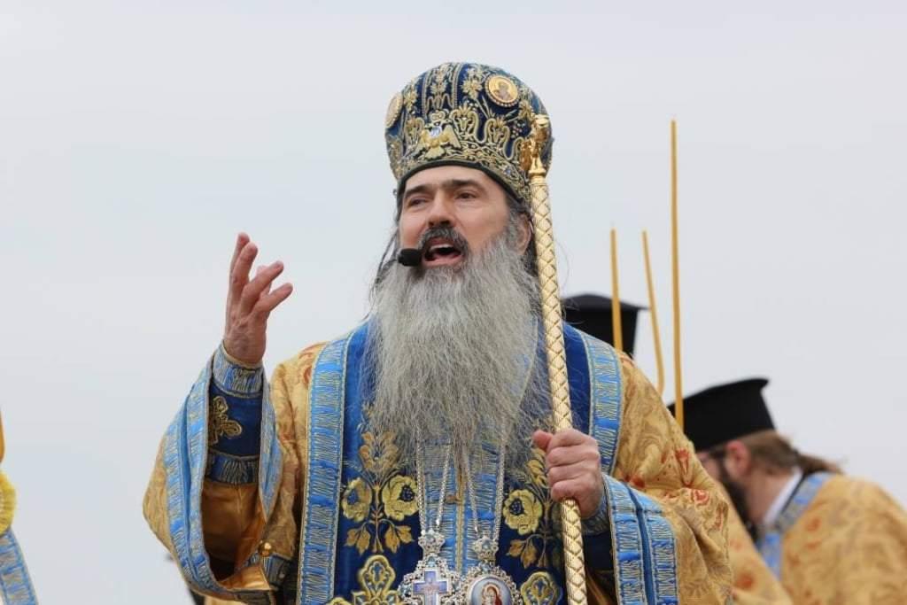 Patriarhul dă înapoi. L-a numit pe Teodosie mitropolit, dar pe locurile cu taxă