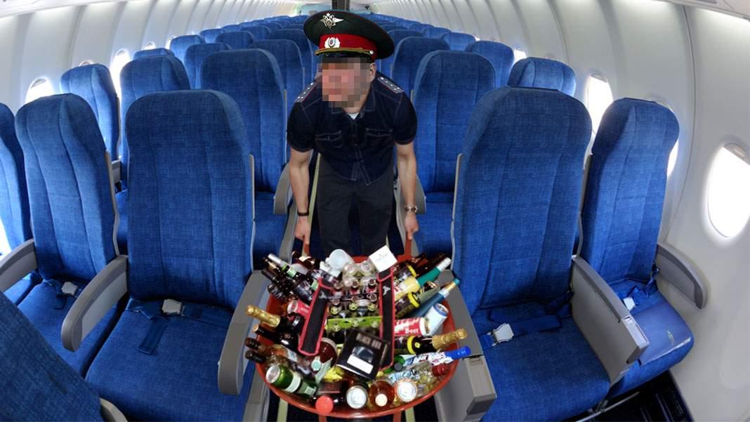 Republica Moldova a deturnat un avion și a confiscat toată băutura de la bord