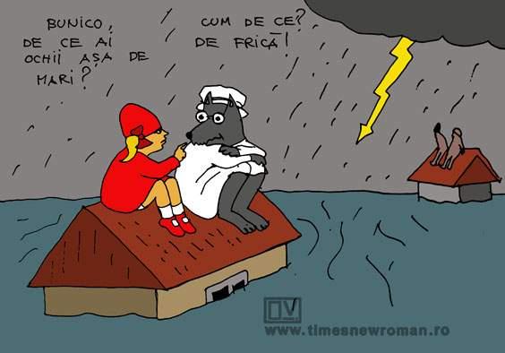 Inundații de poveste