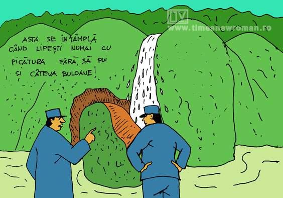 Treabă românească
