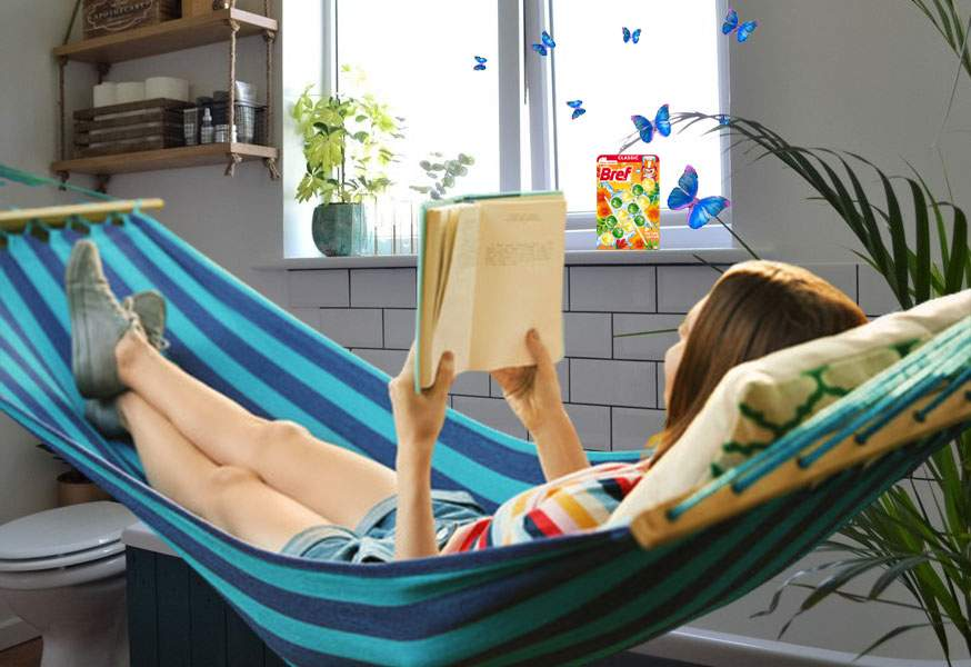 Studiu. Românii care știu să citească petrec de 3 ori mai mult timp în baie