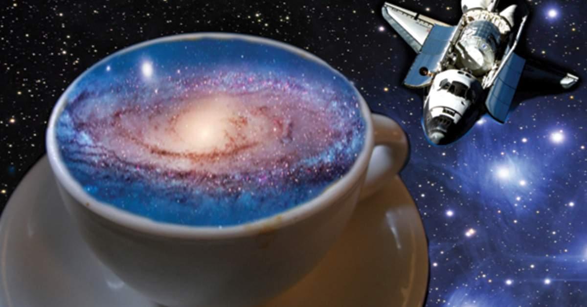 """NASA a primit din spațiu mesajul """"Bună dimineața la cafeluță"""""""