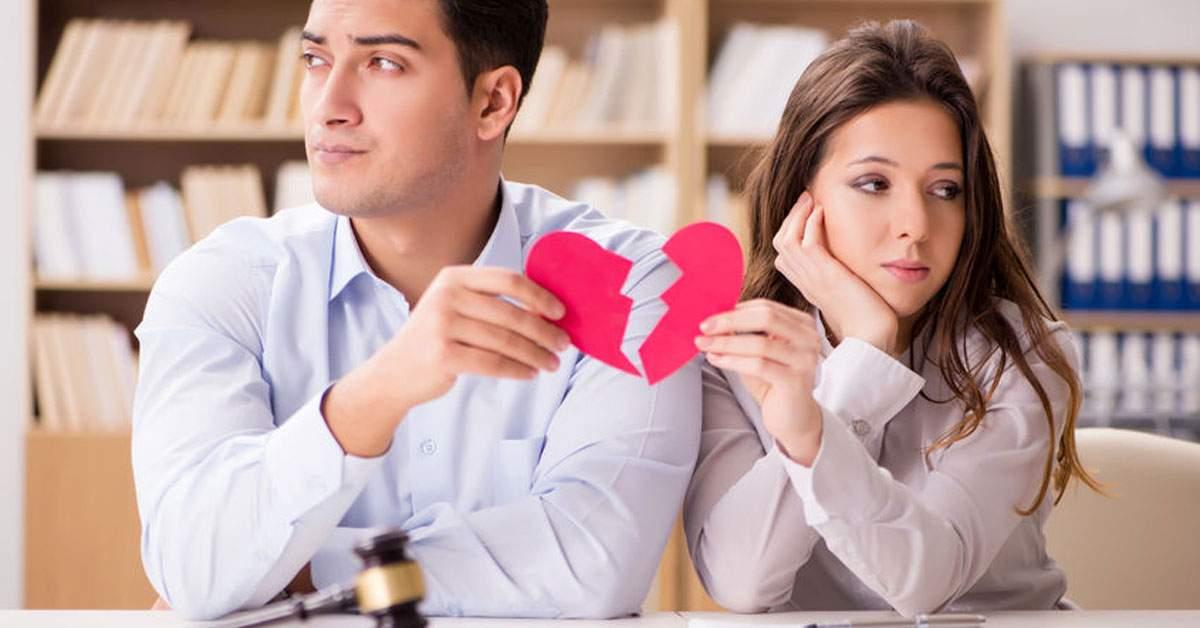 Anul în care românii și-au recâștigat libertatea: 2020, an cu record de divorțuri!