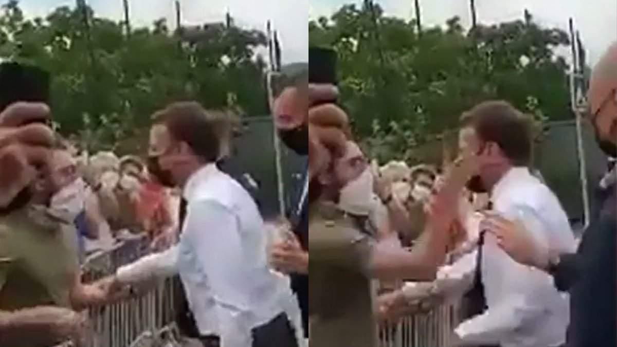 18 lucruri despre pălmuirea președintelui francez Emmanuel Macron